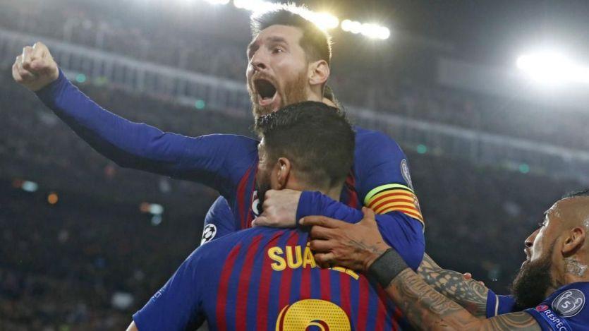 Messi casi clasifica al Barça para la final ante un Liverpool que mereció seguir más vivo (3-0)