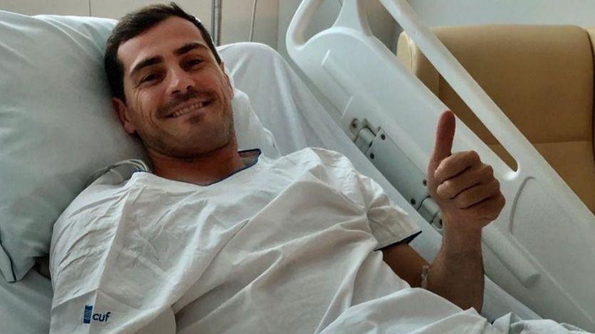 El futuro deportivo de Iker Casillas, en peligro: ¿es hora de colgar los guantes?