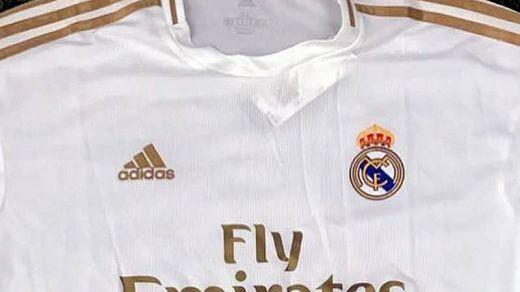 Se confirma que el Real Madrid recuperará la camiseta blanca y dorada para la temporada 2019-2020