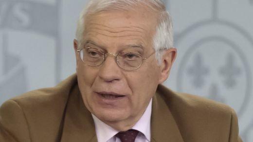 Borrell anuncia que limitará la actividad política de Leopoldo López en la embajada