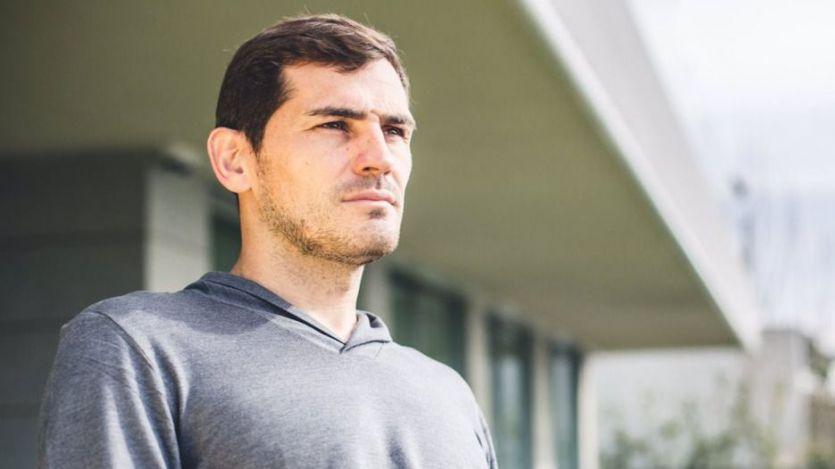 Casillas recibe el alta hospitalaria: 'No sé lo que será el futuro, lo importante es estar aquí'