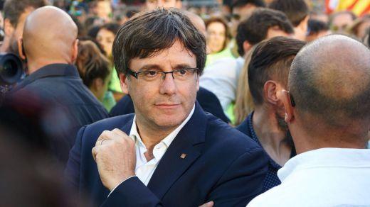 Lo que pasará con Puigdemont ahora que la Fiscalía le permite presentarse a las elecciones europeas