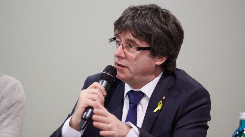 La candidatura europea de Puigmemont, pendiente de lo que haga el Tribunal Supremo este domingo