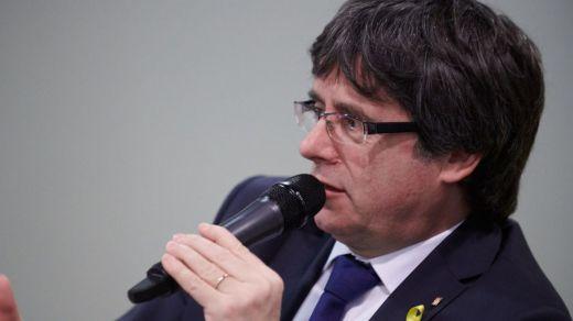 El Supremo da la razón a Puigdemont: no hay razón para excluir su candidatura electoral