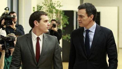 Ciudadanos pasa del 'no es no' al PSOE al 'depende dónde' para el 26-M
