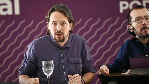 Iglesias pedirá a Sánchez formar un gobierno de coalición
