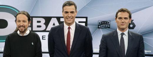 Lo que le espera hoy a Sánchez: un duro 'no' de Rivera y mucha presión de Iglesias