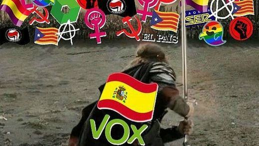 Montaje de Vox