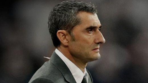 Valverde será la gran víctima del bochorno de Liverpool, un año después del desastre de Roma