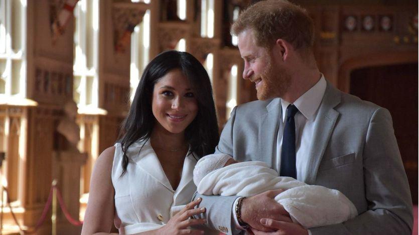Los duques de Sussex presentan a su primogénito: Archie Harrison