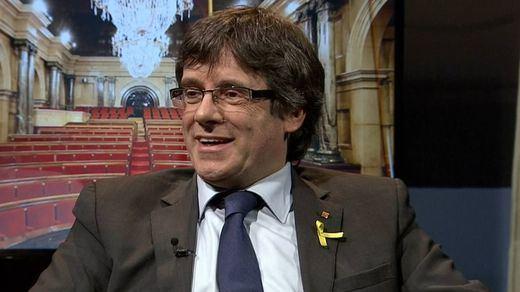 El Tribunal Constitucional da luz verde a que Puigdemont concurra a las elecciones europeas