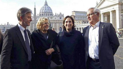 El CIS da la sorpresa con su sondeo de las municipales: Carmena, Colau y Ribó podrían mantener las alcaldías