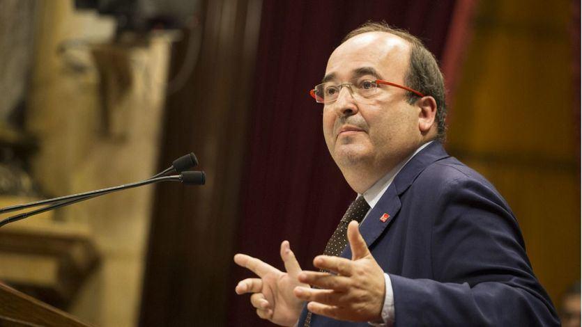 Iceta pide al Parlament aprovechar 'la oportunidad para que un catalán presida el Senado'