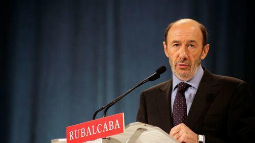 Fallece el histórico socialista Alfredo Pérez Rubalcaba