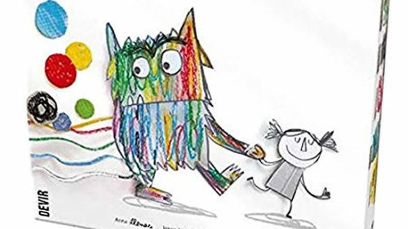 'El Monstruo de Colores', un juego de mesa que despierta los sentimientos de los más pequeños