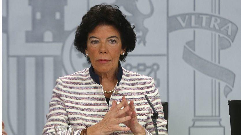 Moncloa no contempla un 'plan B' ante el posible bloqueo del Parlament a la designación de Iceta