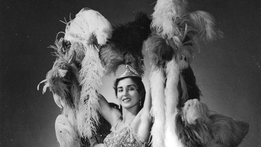 'Miss Mara. Quien se reserva no es artista': la emoción de vivir sobre el trapecio