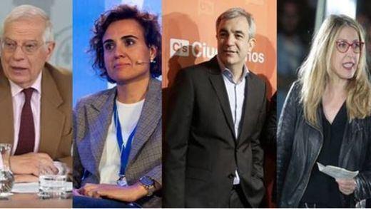 El primer debate entre los principales candidatos a las elecciones europeas