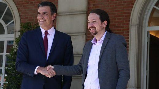 El 'spoiler' de Iglesias: negociará con Sánchez un gobierno de coalición y no habrá pacto PSOE-Ciudadanos