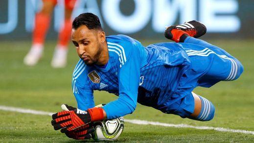 El Real Madrid dice adiós a Keylor Navas