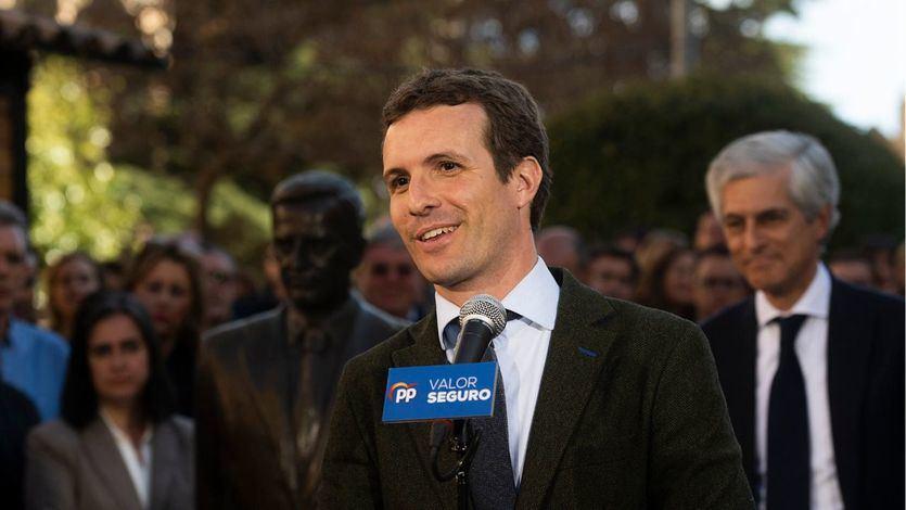 Casado: 'A quien le guste Madrid, le tiene que gustar el PP'