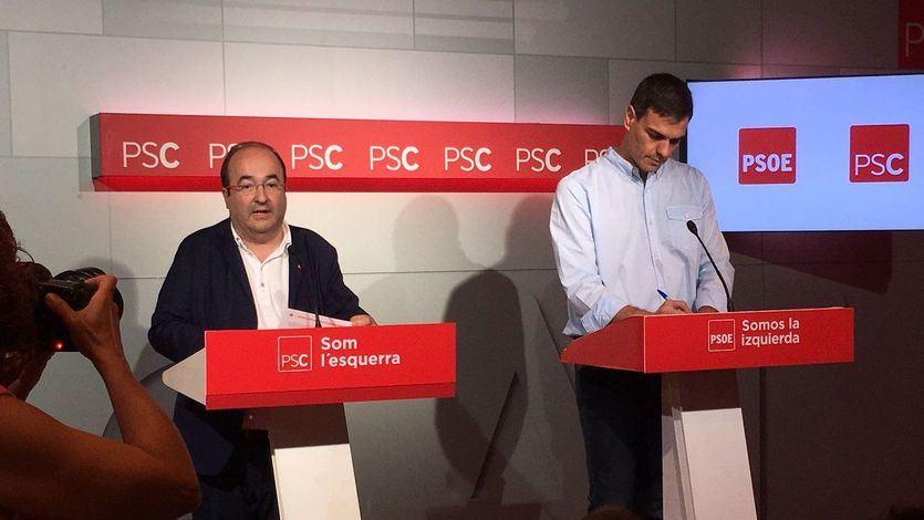 El Parlament veta a Iceta como senador y trunca los planes de Sánchez para el Senado