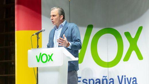 Ortega Smith, pillado ensalzando a Primo de Rivera tras prometer echar de Vox a los defensores del totalitarismo
