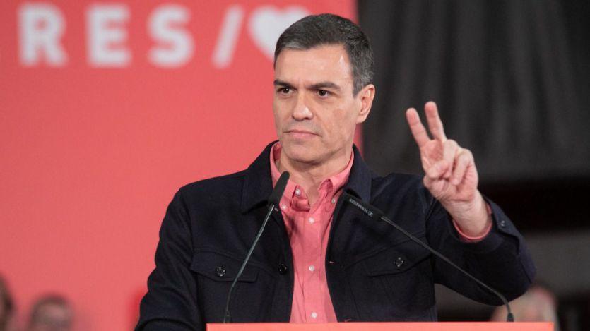 Sánchez quiere el control completo del país: pide 'rematar la faena' votando al PSOE el 26-M