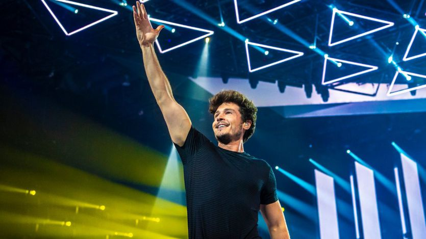 Miki Núñez actuará el último en el Festival de Eurovisión 2019