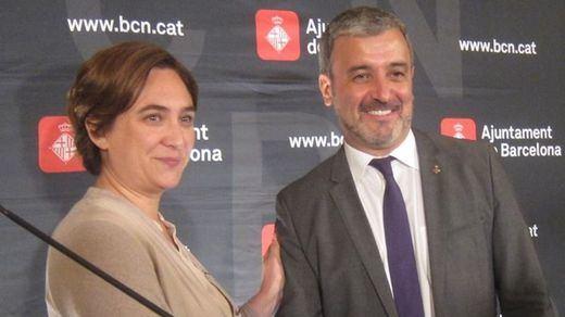El empuje socialista tras el 28-A hace que Collboni entre en la pugna por Barcelona y dé aire a Colau