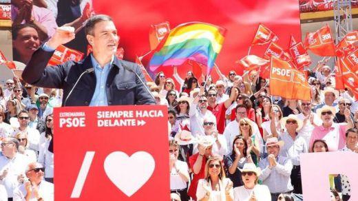 Sánchez recuerda que las urnas del 26-M