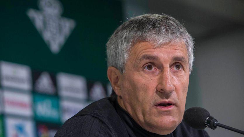 El Betis se carga a Quique Setién pese a ganar en el Bernabéu