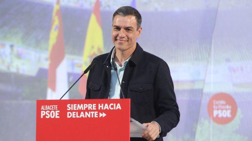 Sánchez, sobre los supuestos pactos con los independentistas: 'Aquí el único pacto que hay es el de la derecha con la mentira'