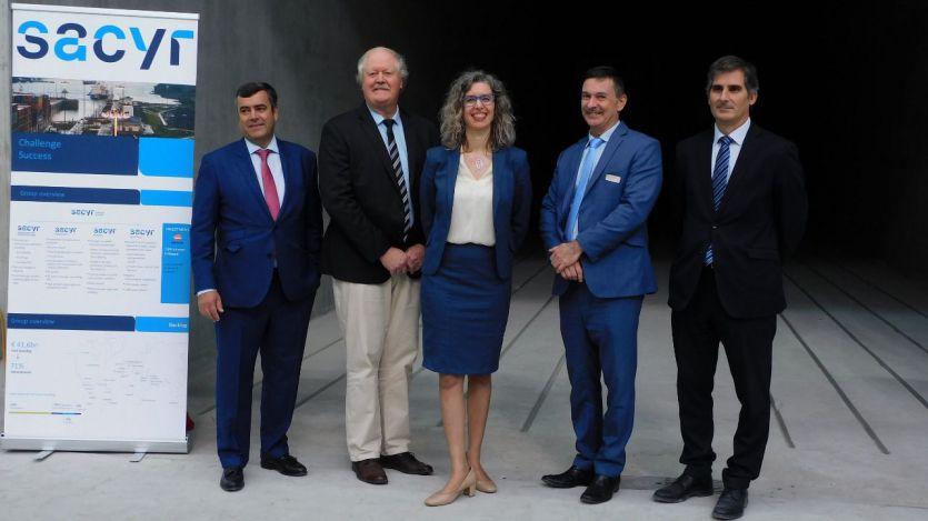 Sacyr inaugura la planta de tratamiento de residuos de Melbourne (Australia)