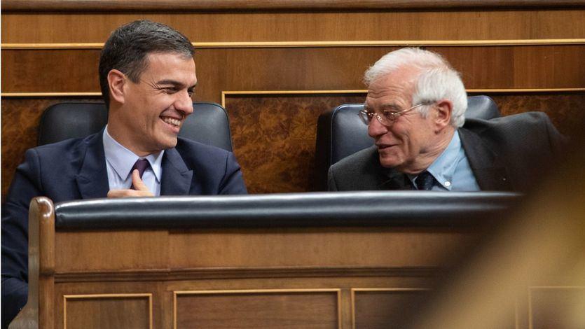 El PSOE, viento en popa en las encuestas, ganará las elecciones europeas el 26-M