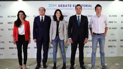 Gabilondo remonta en el debate que confirma un posible Gobierno de izquierdas