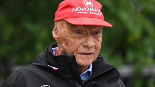 Muere Niki Lauda, otro mito de la Fórmula 1