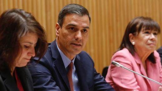 Sánchez plantea 8 grandes pactos antes de que arranque la legislatura: educación, trabajo, pensiones, vivienda....