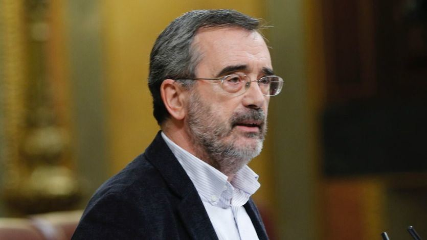 El socialista catalán Manuel Cruz, presidente del Senado