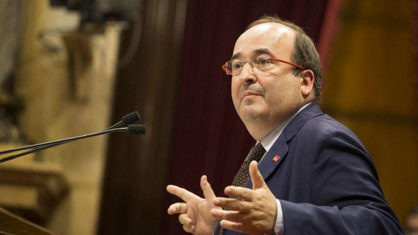 El Constitucional admite el recurso del PSOE contra el veto para que Iceta fuese senador