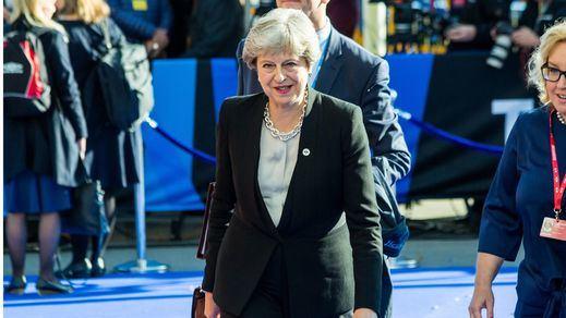 May plantea al Parlamento británico un segundo referéndum sobre el Brexit
