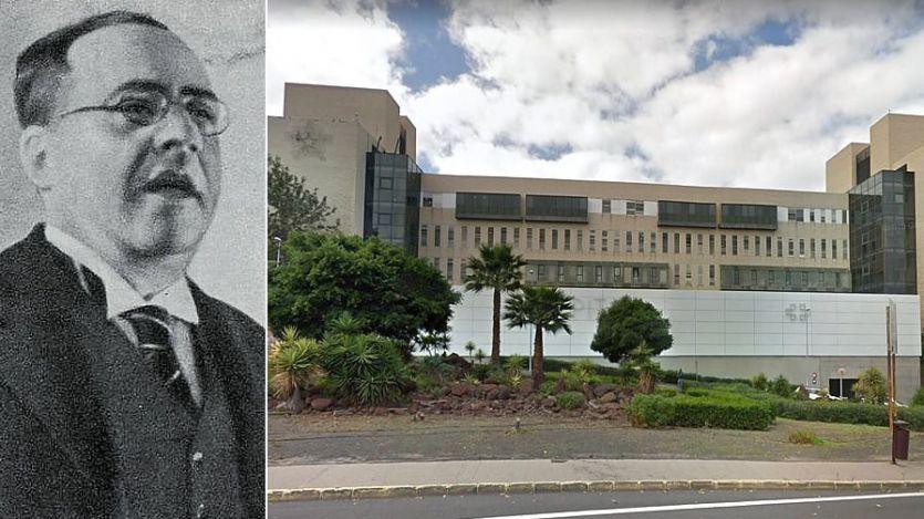Vox propone rebautizar el Hospital Doctor Negrín con el nombre de Amancio Ortega