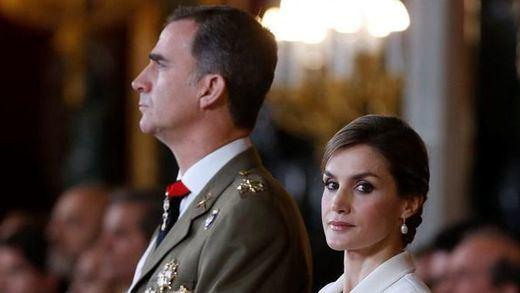 Los Reyes Felipe y Letizia cumplen 15 años casados