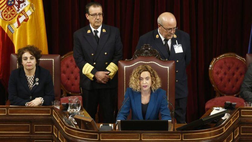 Batet pasa la patata caliente al Supremo para decidir el futuro de los diputados presos