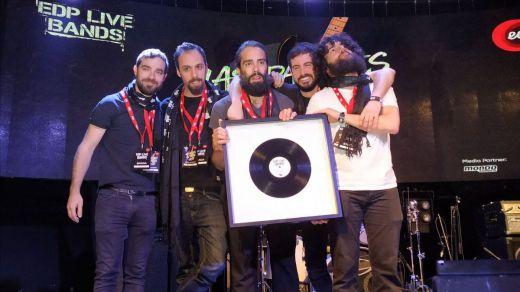 Tras ganar como el mejor directo en la EDO Live Bands 2019, Beluga hace doblete en Madrid (vídeoclip de 'Bioluminiscencia)