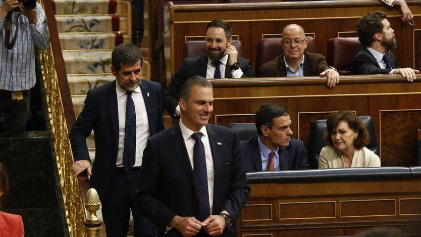 JxCat vuelve a tensar la cuerda escogiendo al preso Jordi Sánchez para la ronda de consultas con el Rey