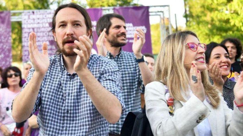 Iglesias sigue atizando a Amancio Ortega: 'Es una vergüenza que algunos hagan marketing de sus donaciones'