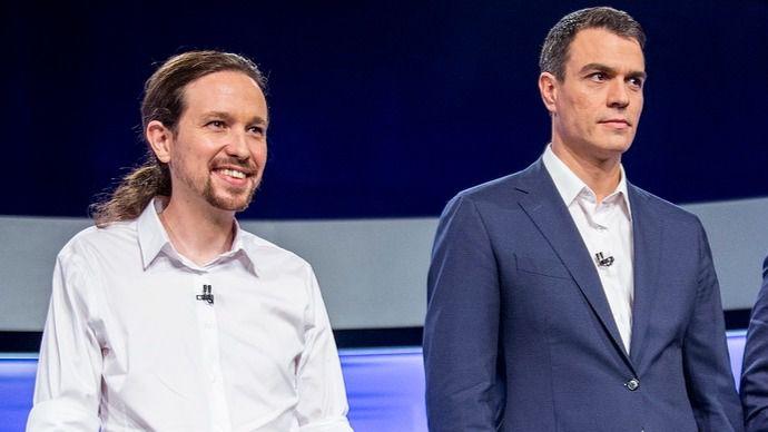 Pablo Iglesias exigirá ser ministro en el próximo gabinete de Sánchez: 'Es de sentido común'