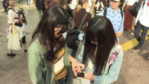 Triunfa en Japón una 'app' antisobones
