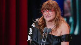 Isabel Coixet recoge el premio Goya a Mejor Película por 'La Librería'